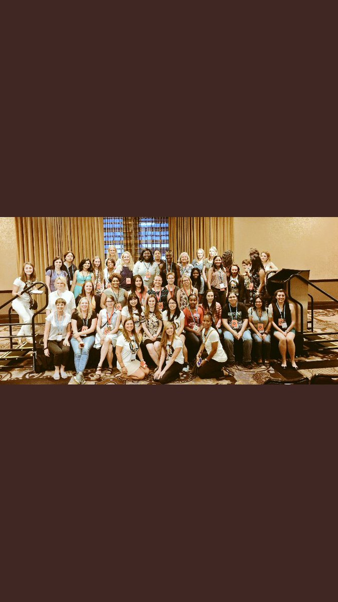 Happy to have joined you all for our second #CiscoGSX #CiscoSE women's celebration! #CiscoChat #WeAreCisco #WomenInTech <br>http://pic.twitter.com/TZpFwKVcoa