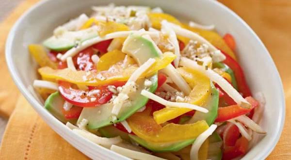 Салат с авокадо фото рецепты