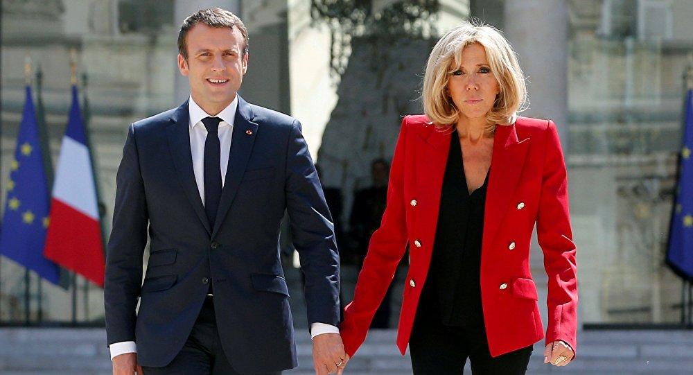 Dokuz8haber On Twitter Fransa Da Cumhurbaskanligi Cumhurbaskani Emmanuel Macron Un Esi Brgittte Macron A First Lady Unvaninin Verilecegini Acikladi Https T Co 7ajokcjncy