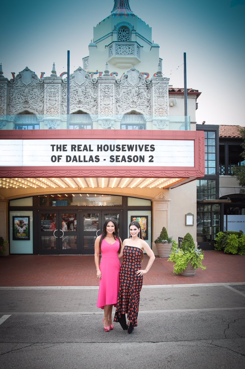 Tune in to Bravo tonight at 9:00 pm CST to see my girls keeping it Real. #RHOD