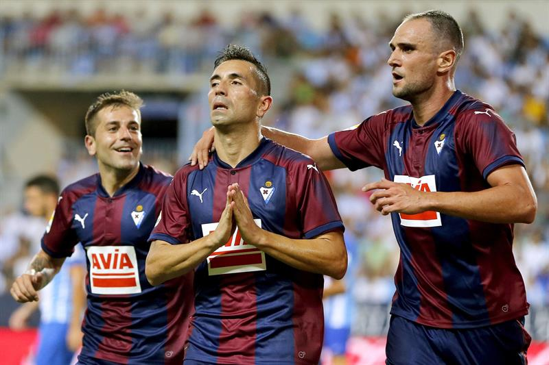 Video: Malaga vs Eibar