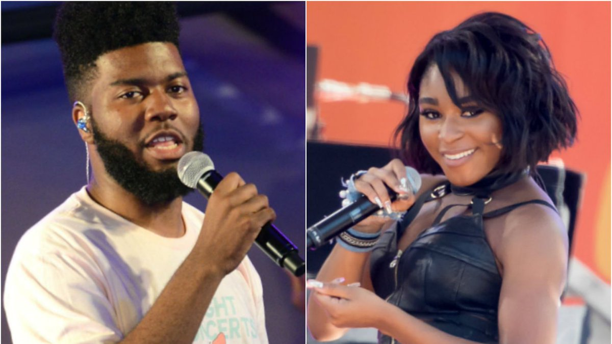 Khalid Is 'Pretty Sure' He's Going To Collaborate With Normani Kordei on.mtv.com/2g0kgU2