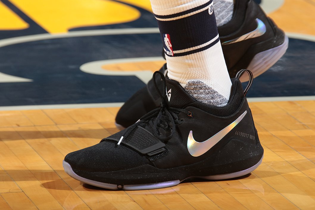 410aba11a4e5 The PG1 became popular amongst other NBA players as soon as it was released   https