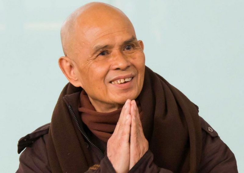 Thich Nhat Hanh to receive Union Medal on September 6th  https://t.co/bZcKR5M9iU https://t.co/44p9tKrIfT