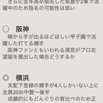 広陵高校・中村選手の指名についての各球団まとめが?ロッテだけ深刻!