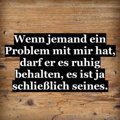 If someone got a problem with me, they can keep it it's theirs not mine #solutionforeverything #bestsolutioever #solution #beeingme pic.twitter.com/44dGCLAfff