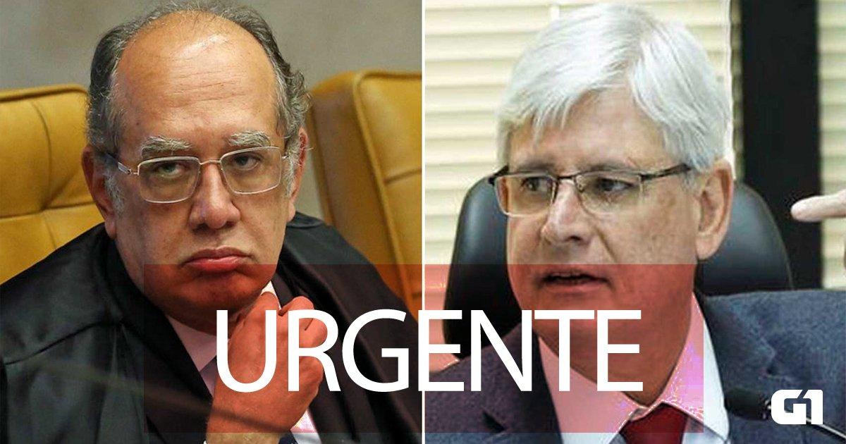 Janot pede para tirar Gilmar Mendes do processo envolvendo o 'rei do ônibus do Rio' https://t.co/9Ci4IWkBel