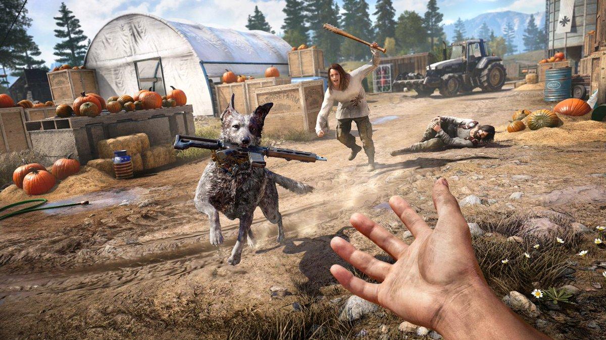 Far Cry 5 Extended Gameplay Walkthrough