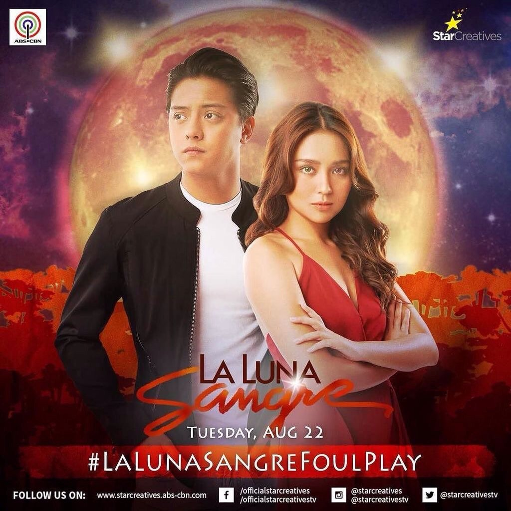 Good Morning! 🌧🙏🏼  Today's HT: #LaLunaSa...