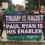 RT @ResistHere: .@WIwfp holding it down #PaulRyanC...