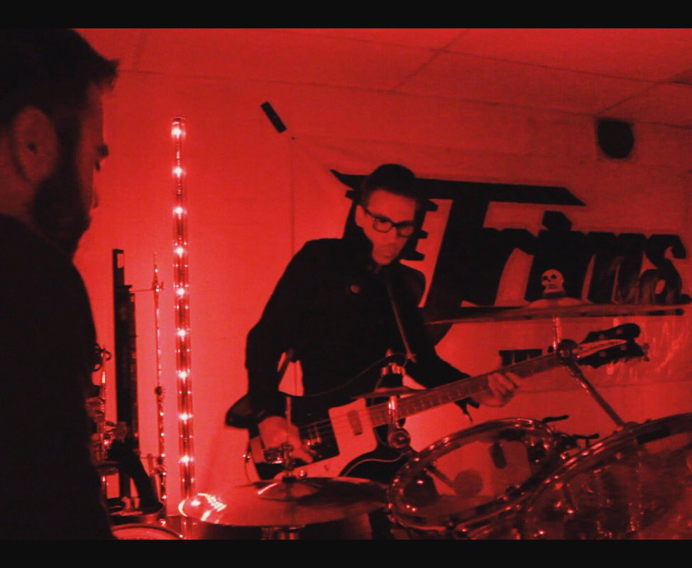 We&#39;re so close to releasing our new music video!!!  #new #music #video #band #fun #red #lights #drums #drummer #bass #bassist #guitar <br>http://pic.twitter.com/ivHbWWwNse