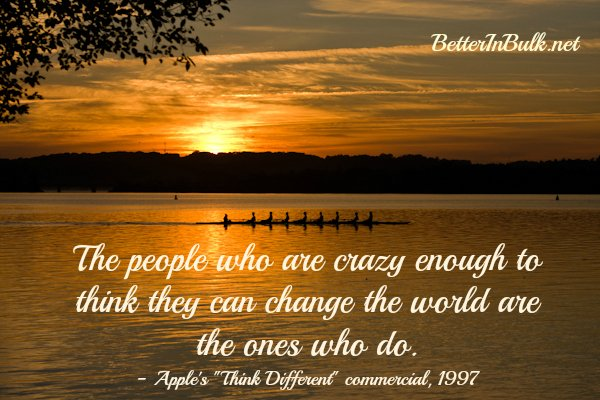 Are You Crazy Enough to Change the World -  http:// quotes.viralcreek.com/crazy-enough-c hange-world/ &nbsp; …  #ChangeTheWorld #LifeChanging <br>http://pic.twitter.com/FnMycpSfST
