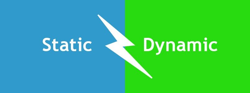 Static Sites and Dynamic Sites: Know What Are The Differences! More at  https:// goo.gl/3hgTm5  &nbsp;   #StaticSites #DynamicSites #WebDesign <br>http://pic.twitter.com/d3z4O6aMux