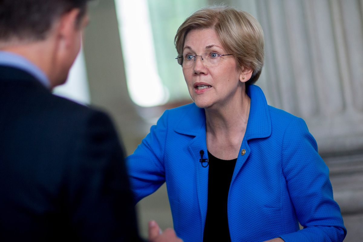 Former Romney aide plans to challenge Elizabeth Warren https://t.co/d8ohg8T7Q8