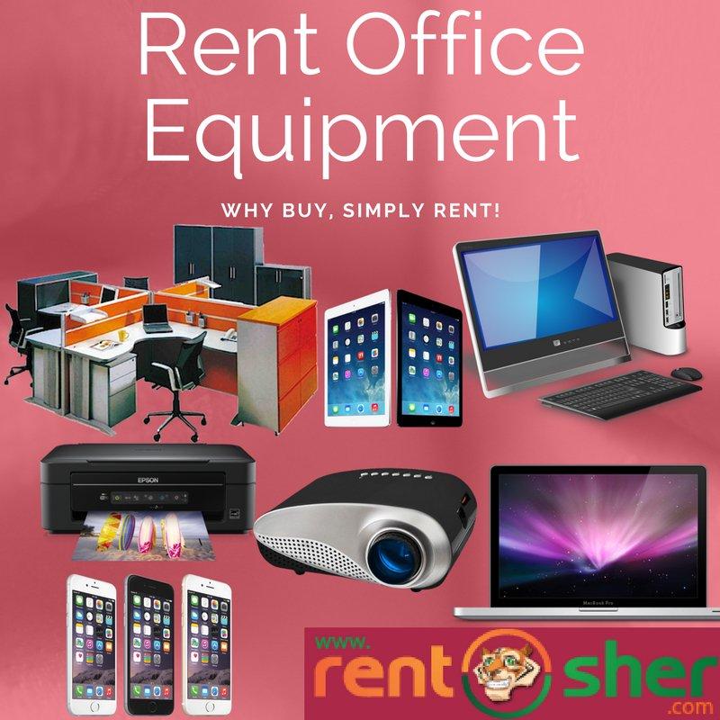 Visit #RentSher to #rent a wide range of #OfficeEquipment like #Laptops #desktop #mobile #Tablets #printer &amp; More.  https:// goo.gl/87o9Kq  &nbsp;  <br>http://pic.twitter.com/9Iw4G4c5o9