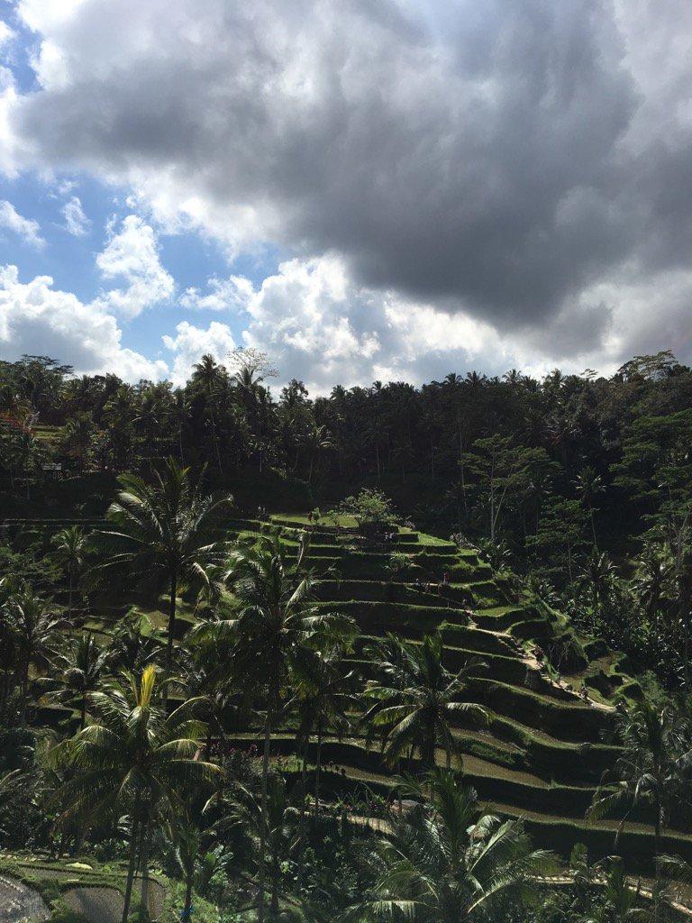 Outside Ubud