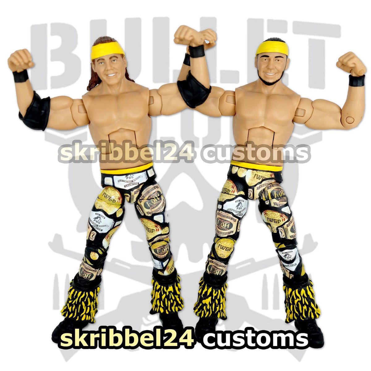 You are invited to the Superkick Party! #YoungBucks #skribbel24 @NickJacksonYB @MattJackson13