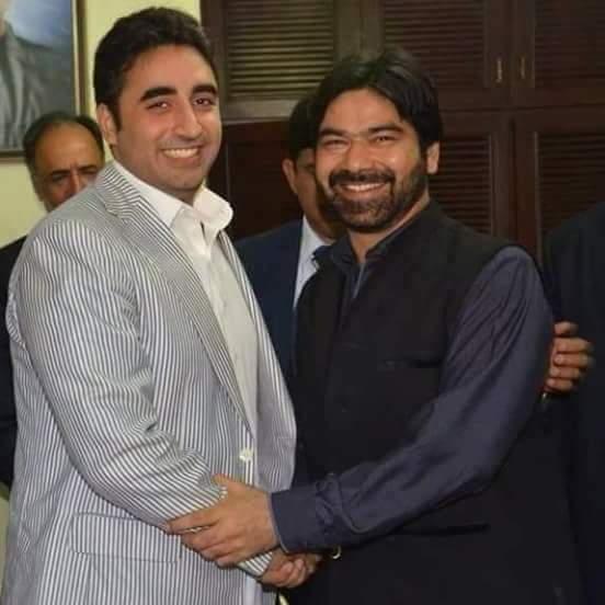 #Congratulations  My Sweet Big #Brother Makhdoom Qamar Abbas Shah  #Vice President Rawalpindi davision @BBhuttoZardari Thanks Great Leader<br>http://pic.twitter.com/PzSb2mquBm