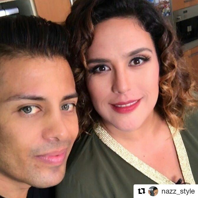 #Repost @nazarethHair  ・・・ More than honored. #mymakeup #makeupwork #makeupapplication for @angelicavale #angelicavale #actress #actriz (..)<br>http://pic.twitter.com/DtlrSAsC41