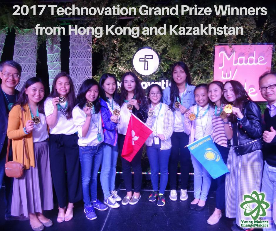 Girls from #Hongkong and #Kazakhstan show us a promising future of #inclusive #tech &amp; #socialenterprise-  #SDGs #womenintech  @technovation<br>http://pic.twitter.com/fyUnFMkEIH