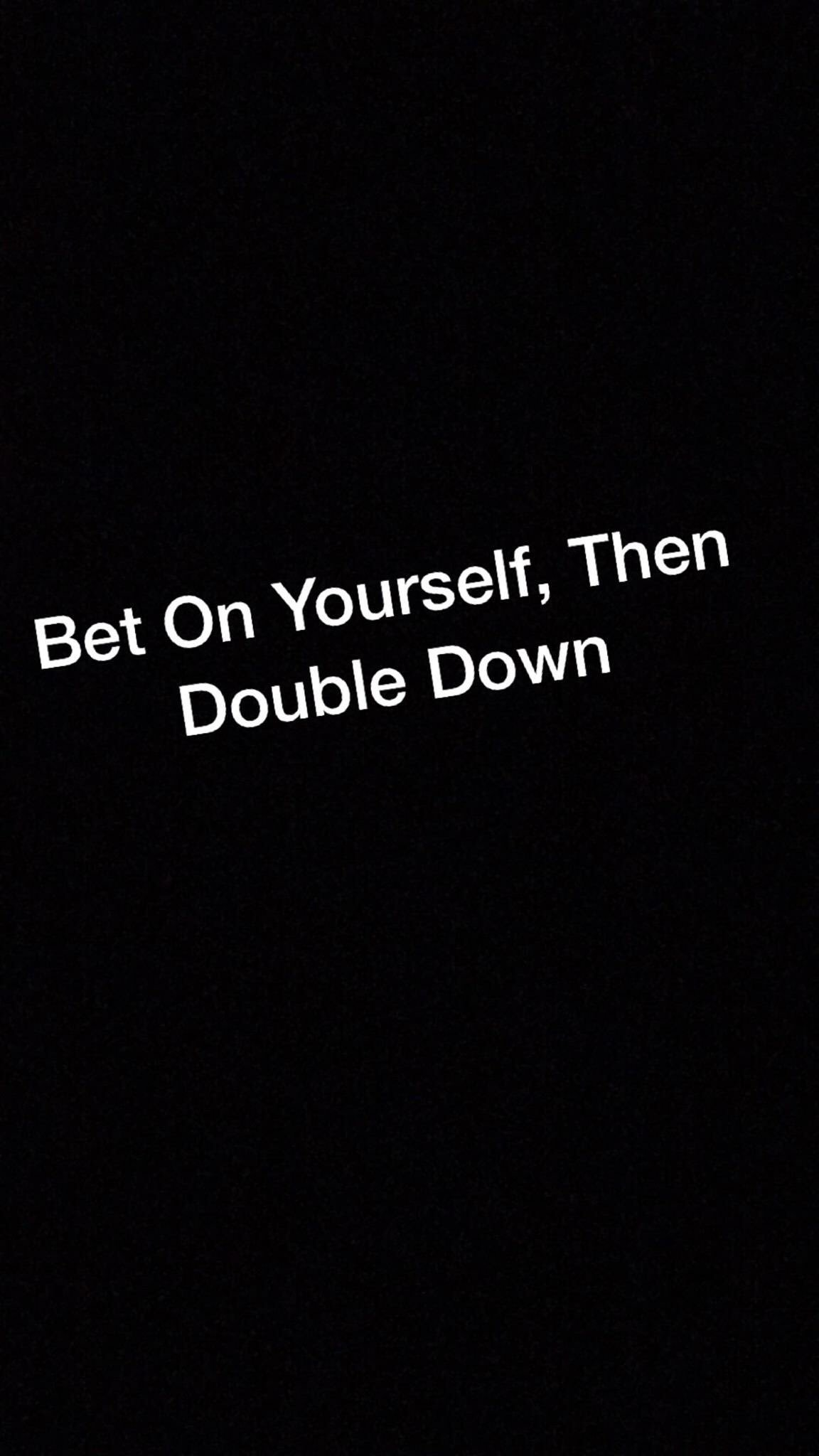 Double down on a bet binary options trading signals 2021 form