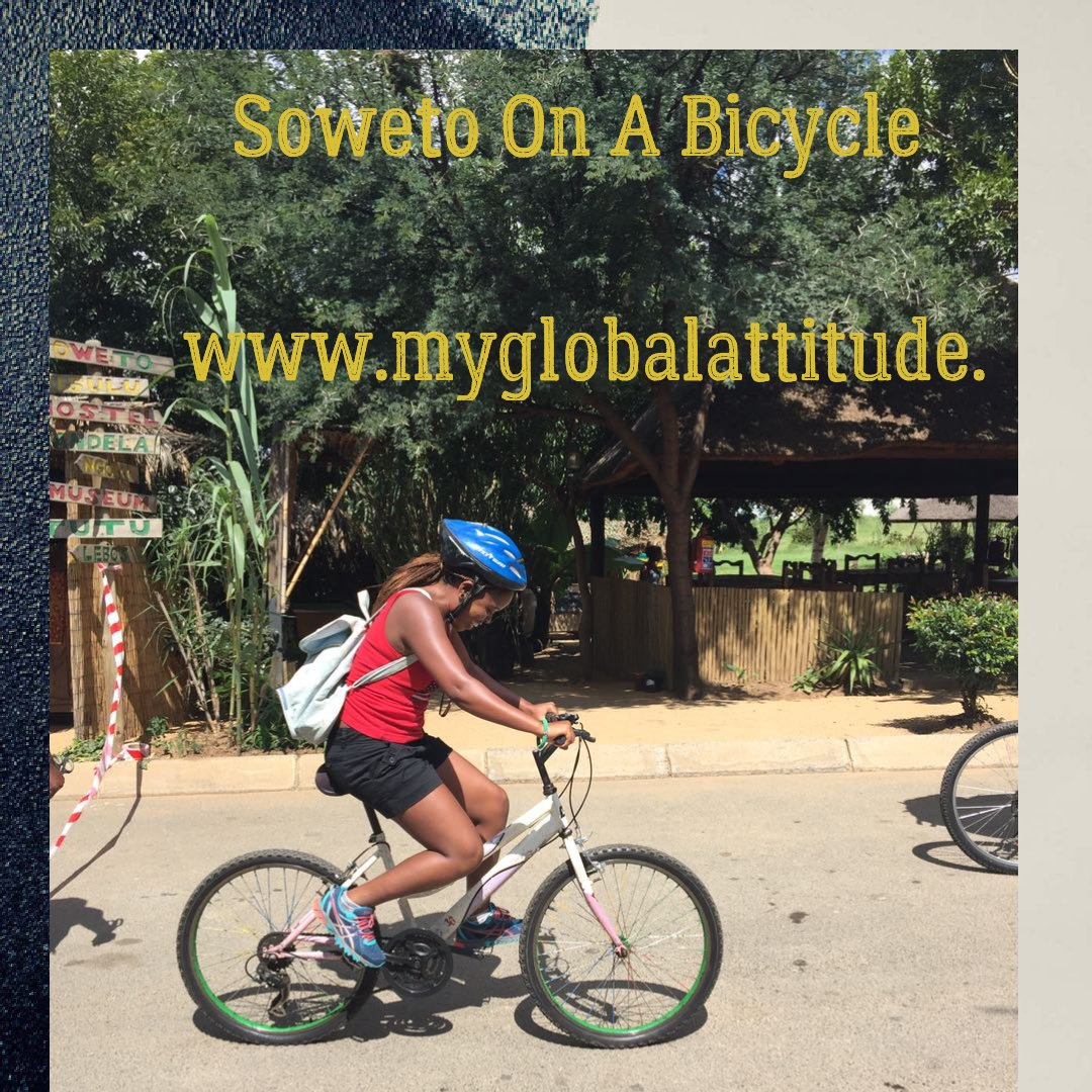 Are you travelling thru #Johannesburg ? Here&#39;s how to spend your layover in #Mzansi @SowetoTVchannel @JoburgRSA    https:// myglobalattitude.com/soweto-bicycle -tour-south-africa/ &nbsp; … <br>http://pic.twitter.com/0Qqx5cCgLa