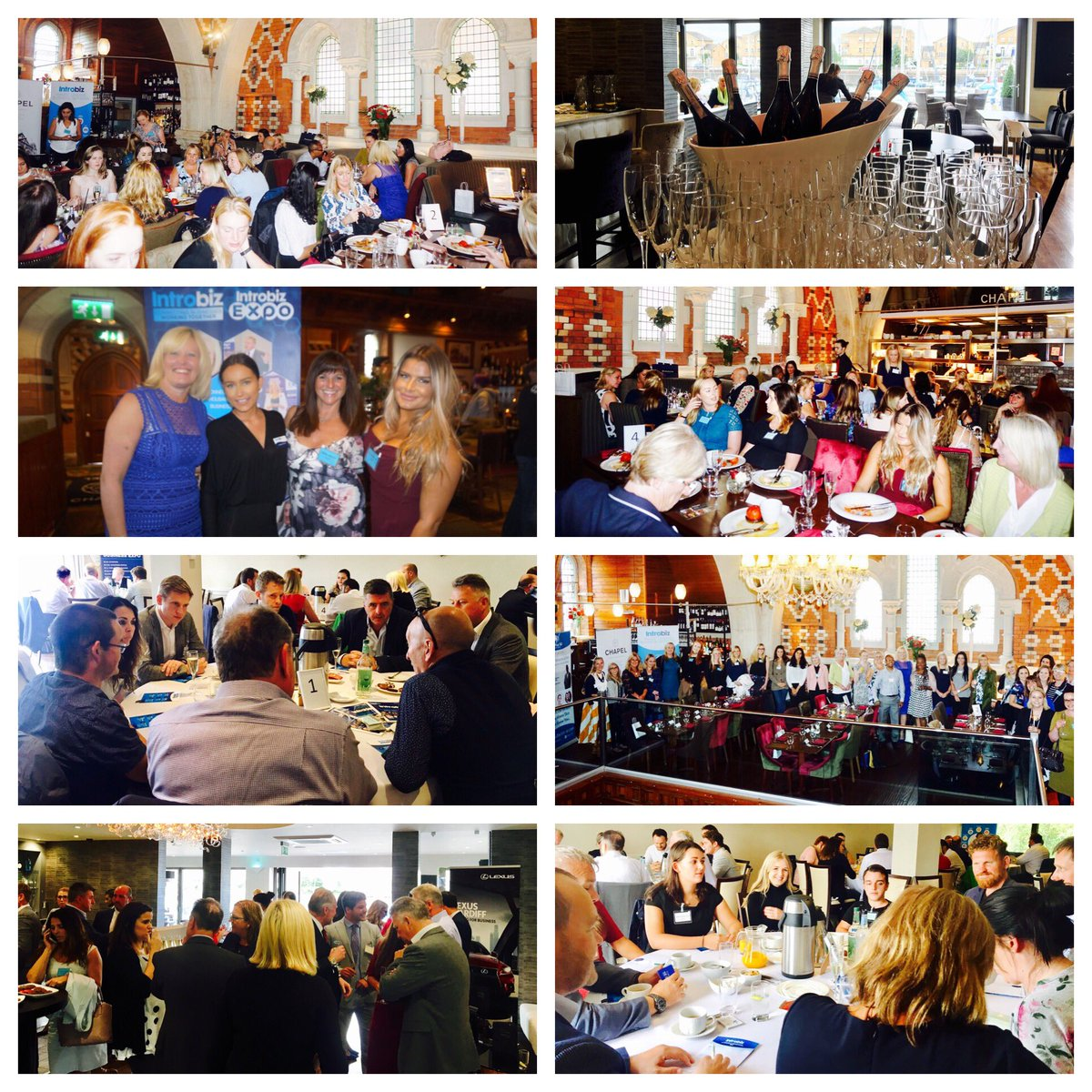 Exciting News...Over £2M of business achieved in August #Introbiz #Networking Events keep up the great work members  http://www. introbiz.co.uk/cardiff-busine ss-networking-events-wales/diary/ &nbsp; … <br>http://pic.twitter.com/KaRH6L7cqd
