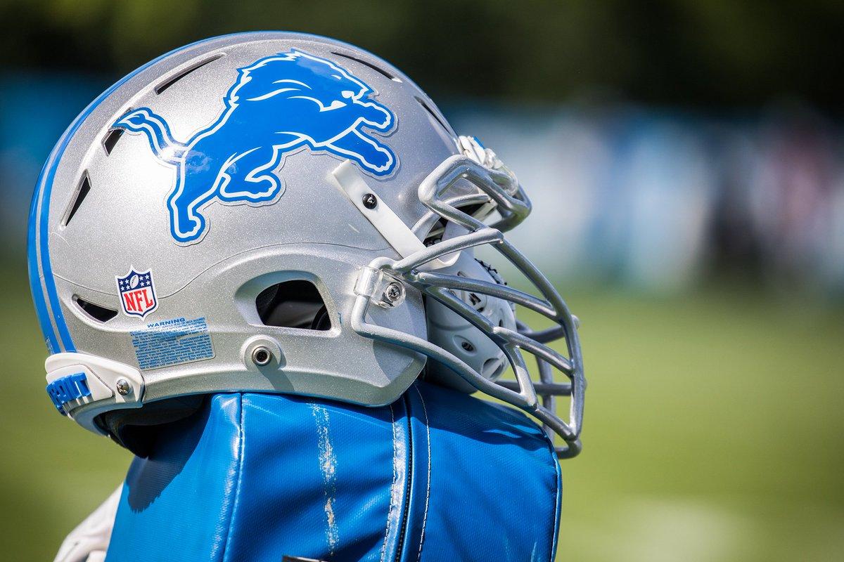 Detroit Lions On Twitter Lions Release Week 1