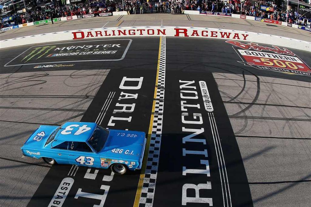 NASCAR On Twitter Stage 1 Winner Richard Petty Nascarcasms Got
