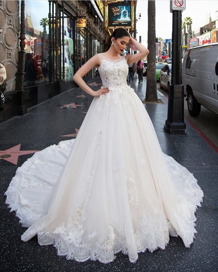 شارك معانا بفستان خطوبة او زفاف على ذوقك  - صفحة 3 DI-HyuGW0AASlzD
