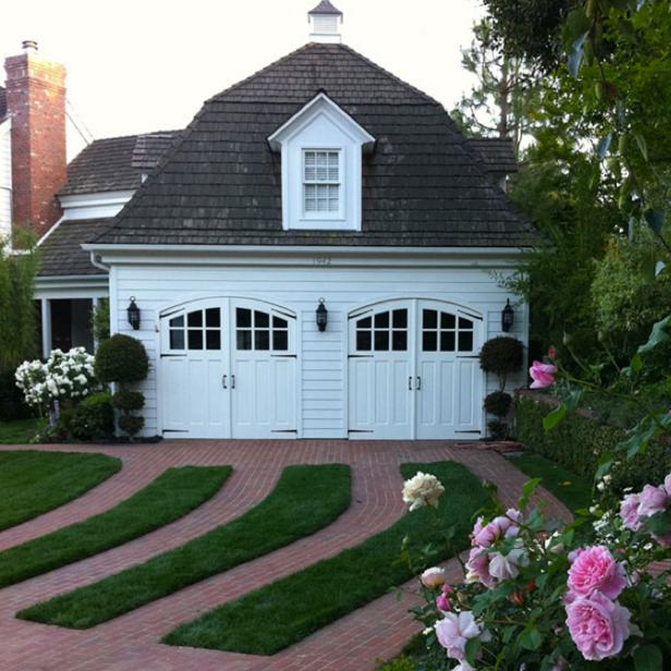 Landscaping ideas for shaded areas
