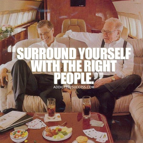 If you do not surround yourself with the right people, it can be catastrophic to your potential future success. https://t.co/52vGcOSIVK