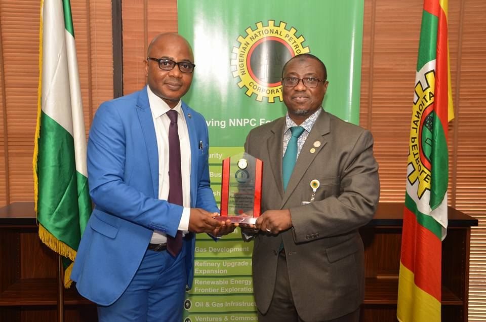 Nigerian National Petroleum Corporation (NNPC) has finally joined anti- corruption drive to fight the fraud and corruption among its hierarchy.