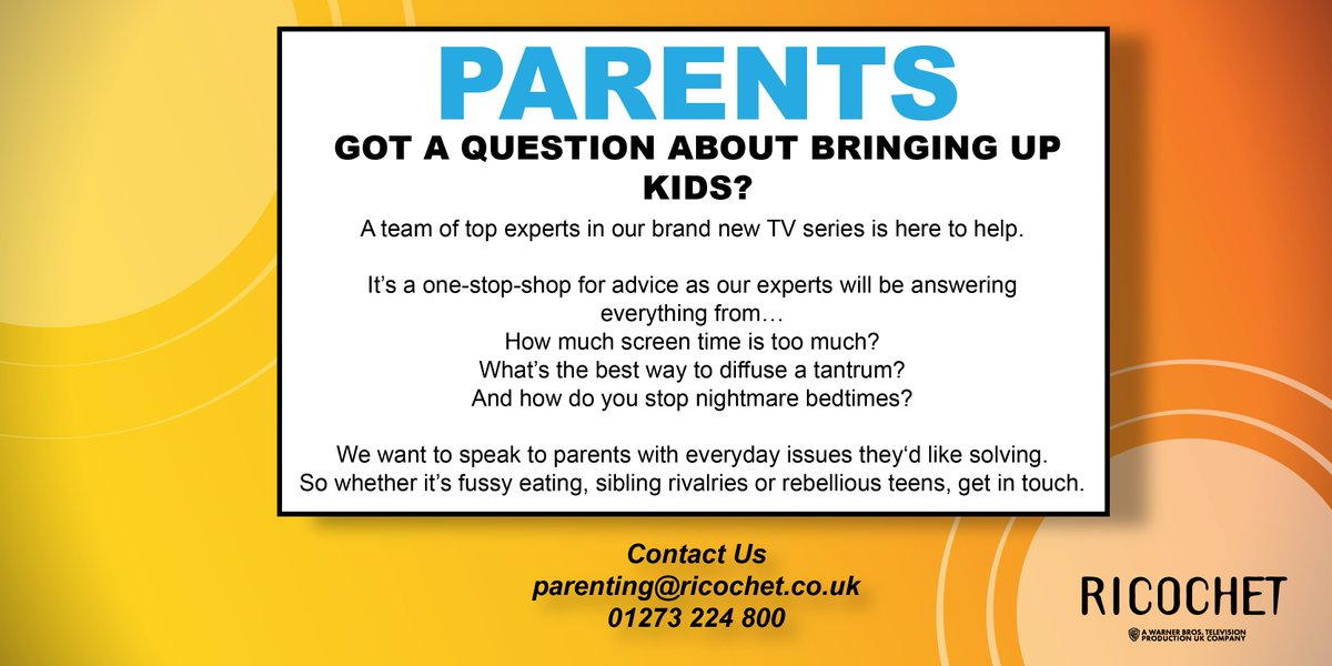 Looking for parents
