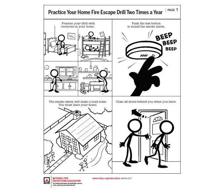 pense fire dept (@pensefiredept) twitter How To Make A Home Fire Escape Plan 1 reply 25 retweets 18 likes how to make a home fire escape plan