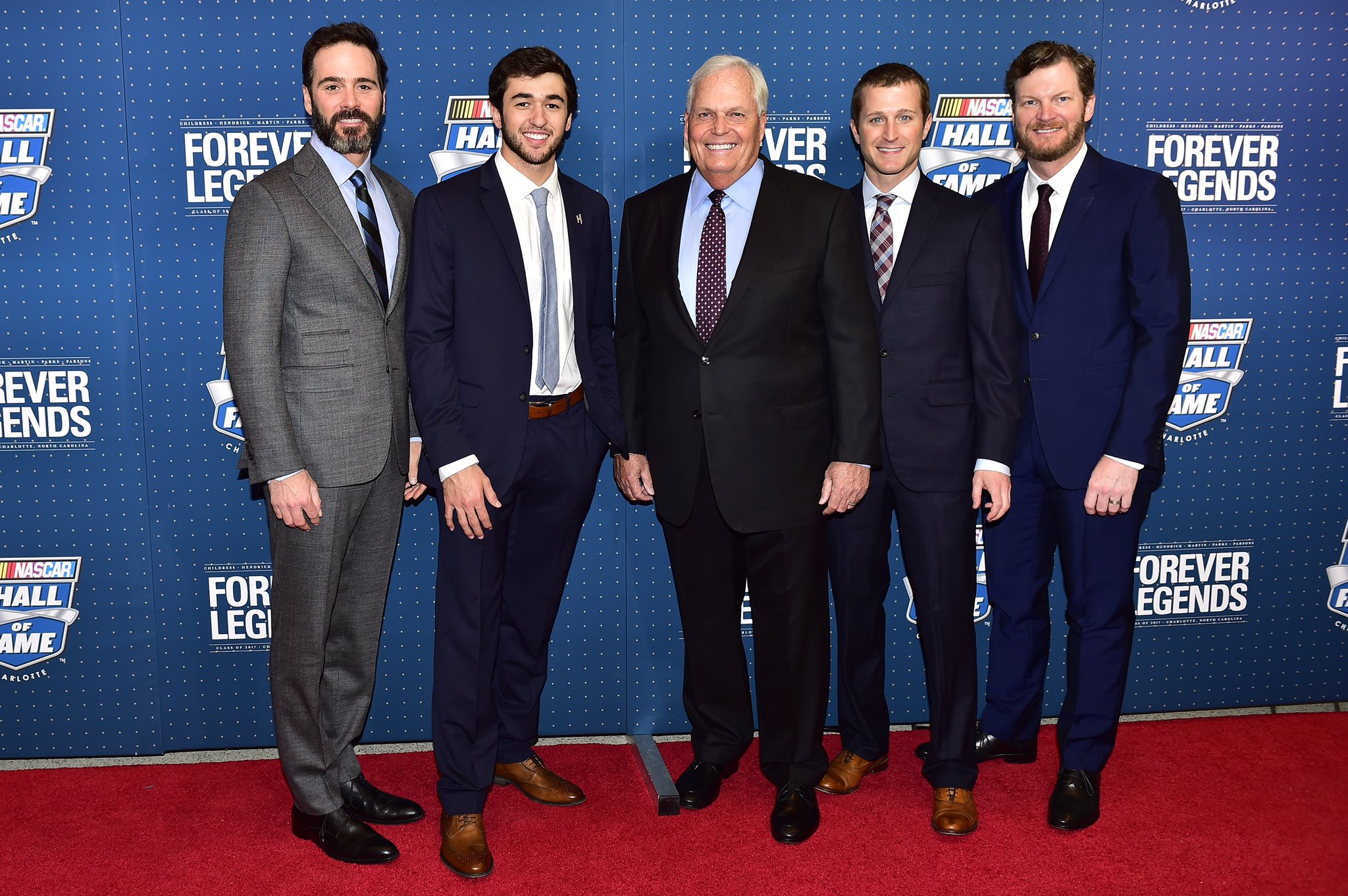 Hendrick Motorsports drivers launch disaster relief fund with $500,000 goal.  Details: https://t.co/8k4uO76DuL https://t.co/4noN4EFxP0