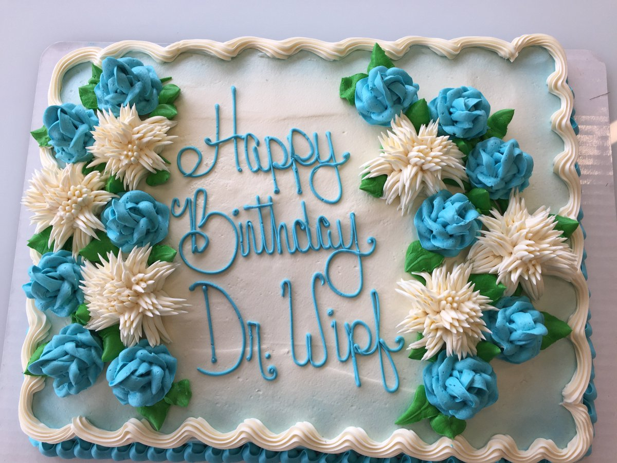 Wipf Group On Twitter Celebrating A Birthday Today With Delicious