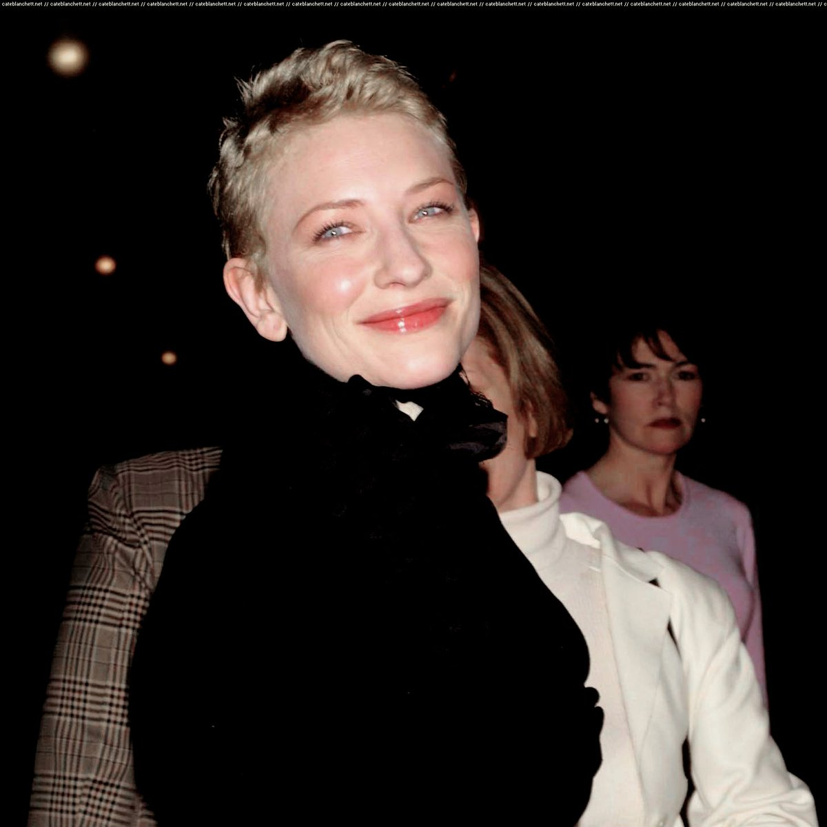 Best Of Cate Blanchett On Twitter Cate Blanchett With Short Hair Will Always Be One Of The Most Precious Things Ever