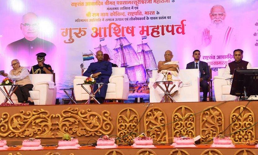 Gujarat is my second home: President Kovind in Mahesana