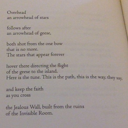 From Dermot Healy's majestic poem 'A Fool's Errand' charting the annual migration of barnacle geese. @RobGMacfarlane https://t.co/H4R2G4kwHb