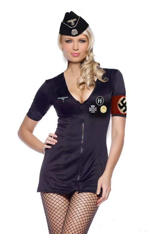 Have thought Sexy nazi women uniforms