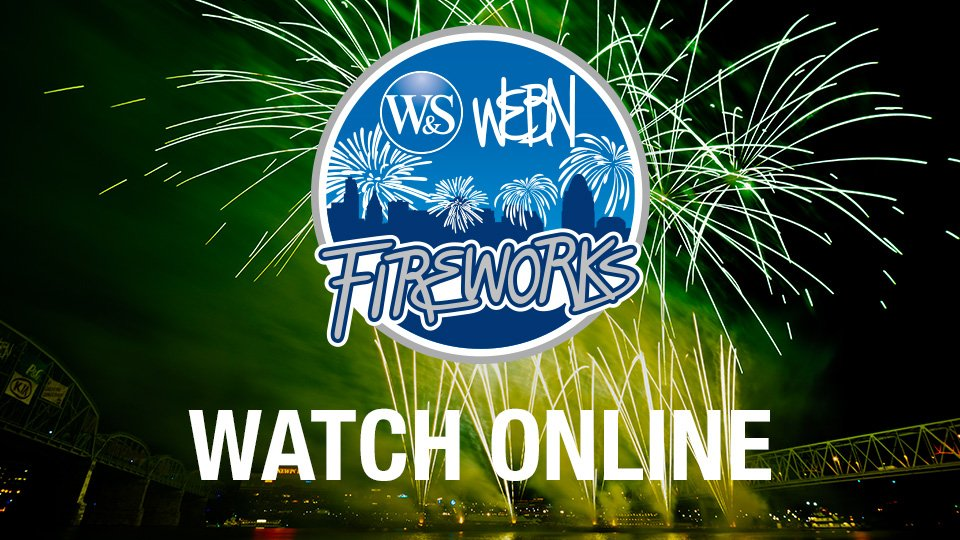 Can't make it down to the @WesternSouthern #WEBNFireworks? Watch online here: https://t.co/qHJDG4jpHo https://t.co/vYP6v5g8tG