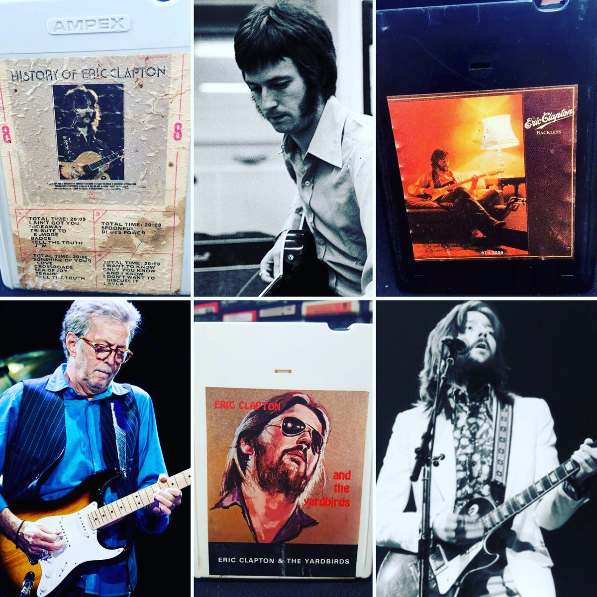 For eric clapton