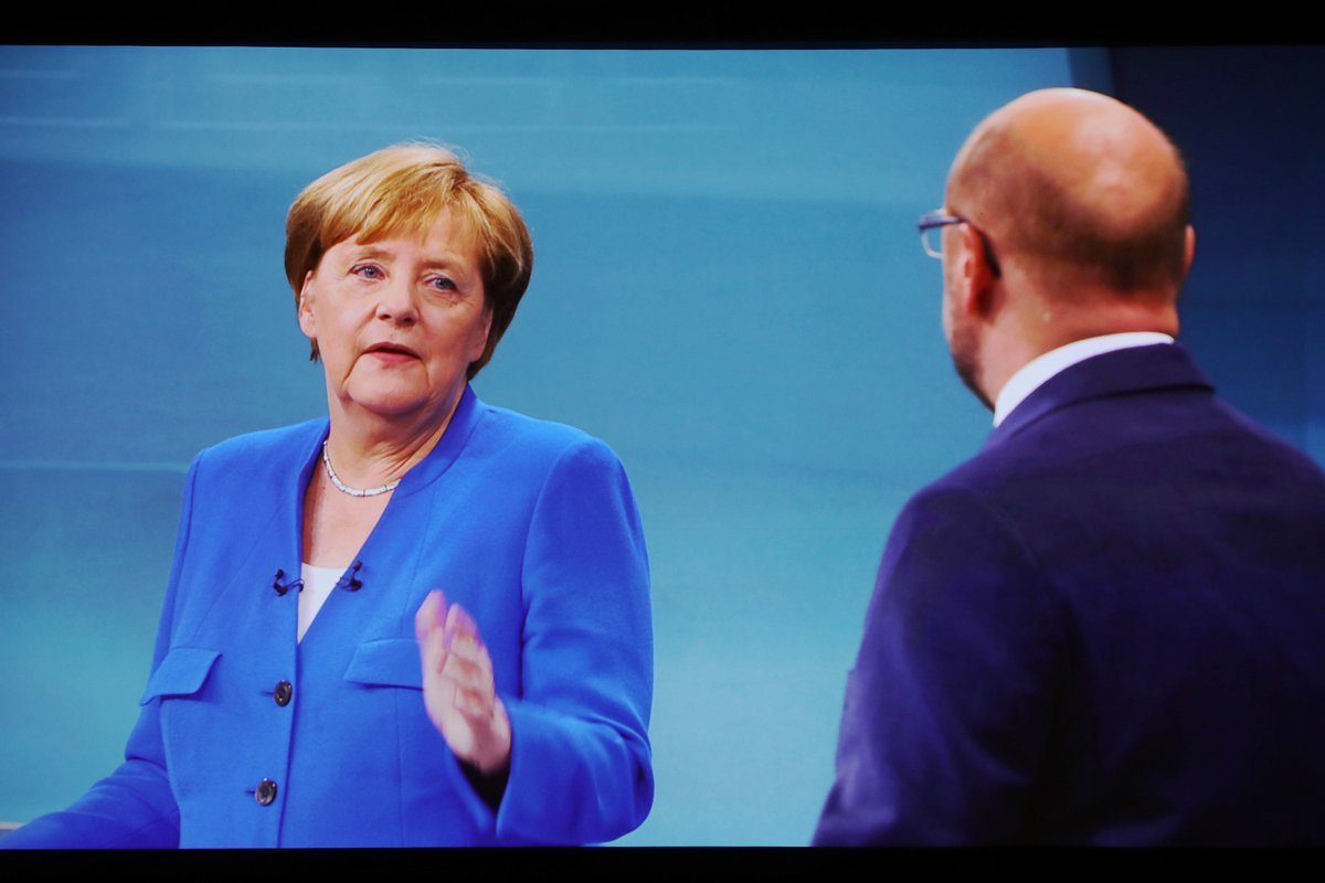 Merkel: I don't like that the 2022 World Cup is in Qatar.