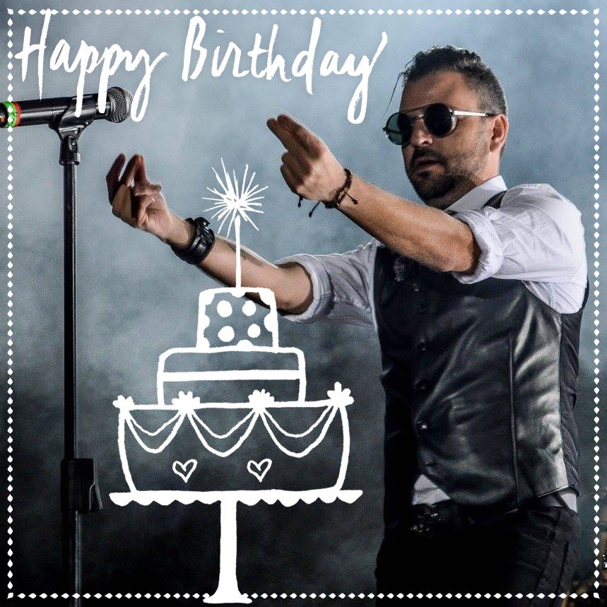 ¡¡Hoy estamos de super fiesta porque nuestro @rodrigosieres esta de cumpleaños!! Felicidades bro! Te queremos 🤗🎉🍻 https://t.co/OnWb7jXYhw