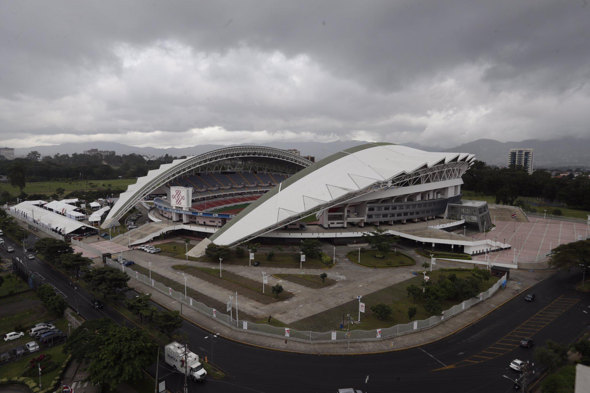 Mexico iguala 1-1 ante Costa Rica