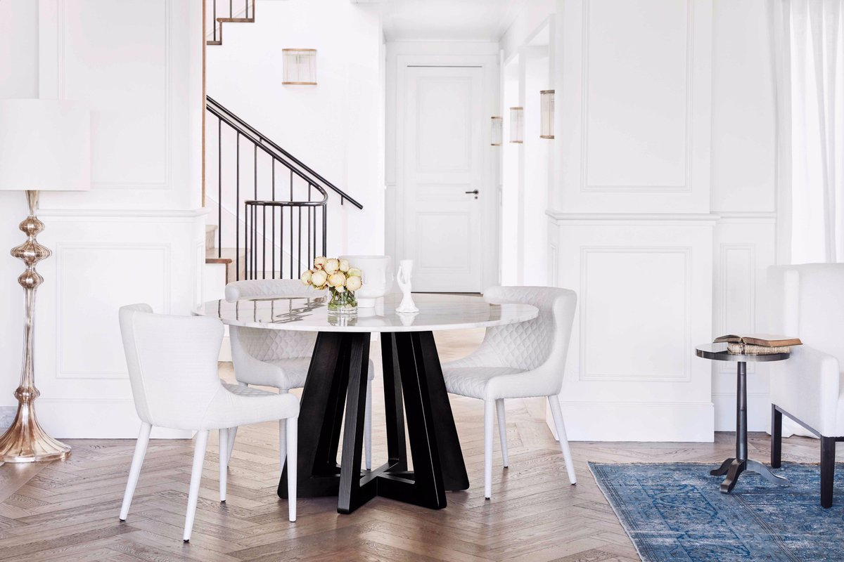 Coco Republic On Twitter New In Montara Dining Table Beautifully Crafted With A Marble Top And Timber Base In Two Size Options Cocorepublic Interiors Https T Co H9dk24okc3