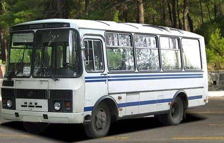 Расписание автобусов тандем
