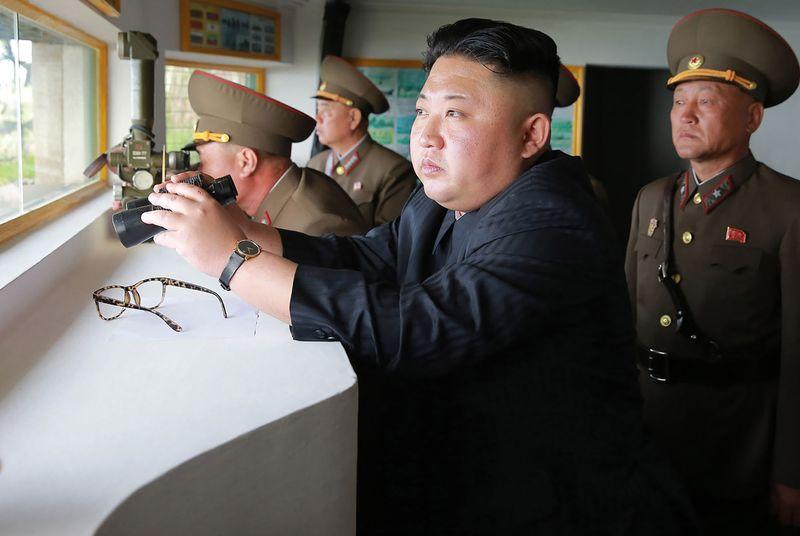 JUST IN: 韓国が北朝鮮によるミサイル発射準備を確認、ICBMの可能性-聯合https://t.co/i5gbI4Jw2E https://t.co/foiKhItShC