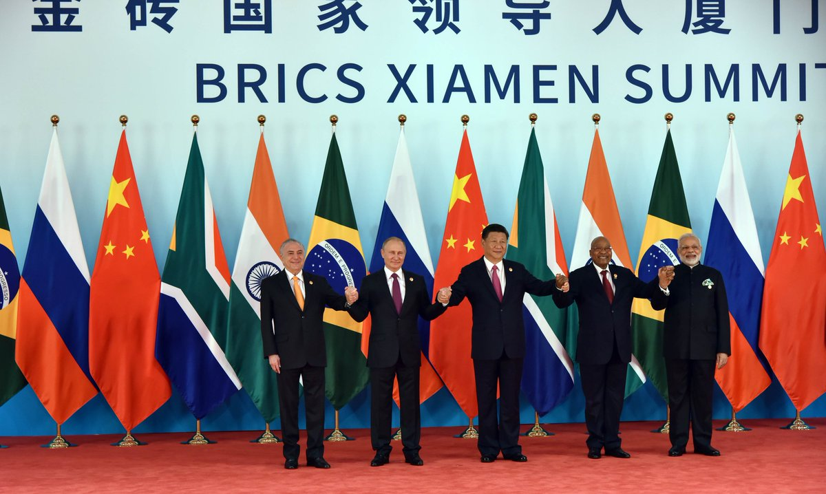 Big diplomatic win for India: Pakistan based terror groups slammed in BRICS declaration